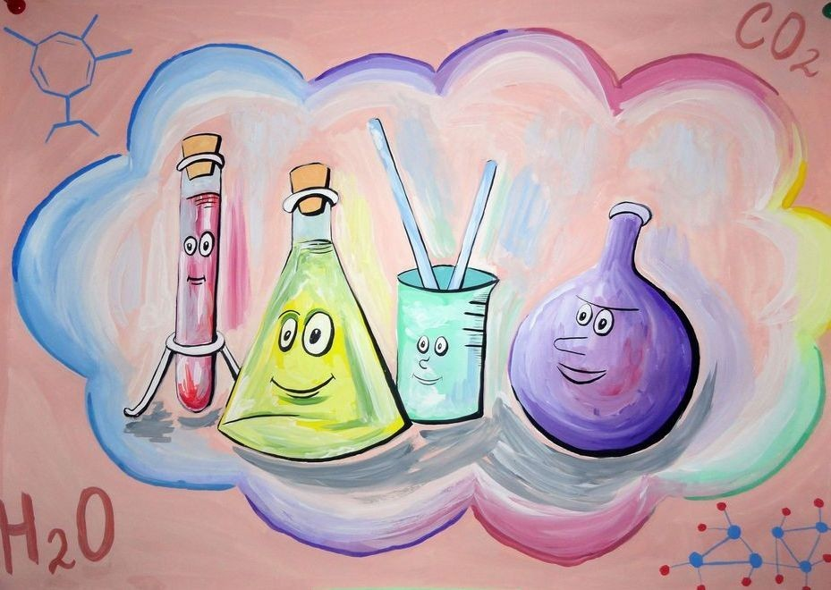 картинки химии по теме химия лук отлично